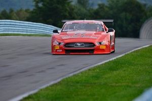 #77 TA Ford Mustang driven by Tim Rubright of Blue Knob Auto