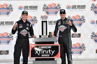 Kyle Busch, Joe Gibbs Racing, Toyota Supra Extreme Concepts/iK9 wins