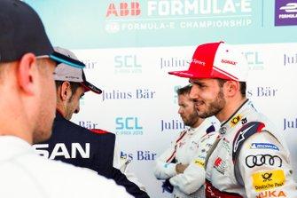Daniel Abt, Audi Sport ABT Schaeffler, Sébastien Buemi, Nissan e.Dams
