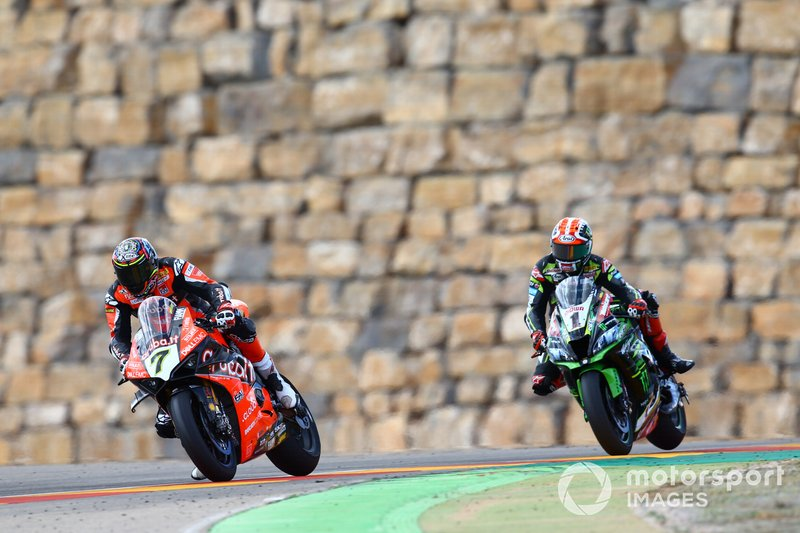 Чаз Девіс, Aruba.it Racing-Ducati Team, Джонатан Рей, Kawasaki Racing