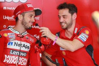 MotoGP 2019 Andrea-dovizioso-ducati-team-1
