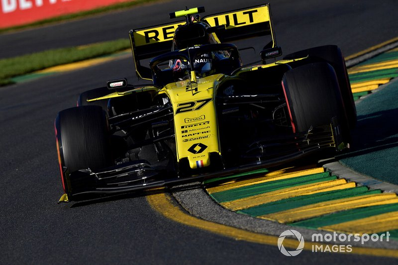 Nico Hulkenberg - Renault: 8 puan