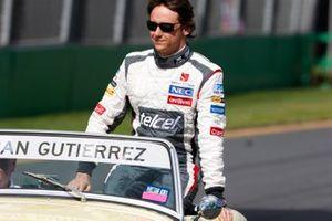 Esteban Gutierrez, Sauber F1