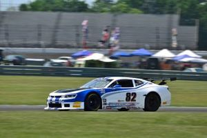 #82 TA2 Chevrolet Camaro driven by Frank Dalene