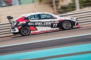 #77 Honda Civic Type R TCR, Renè Munnich, Munnich Motorsport