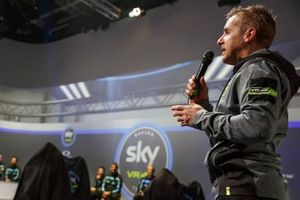 Roberto Locatelli, coach piloti, VR46 Riders Academy