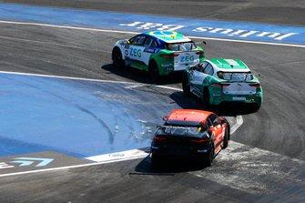 Cacá Bueno, Jaguar Brazil Racing Ahmed Bin Khanen, Saudi Racing, Célia Martin, Viessman Jaguar eTROPHY Team Germany