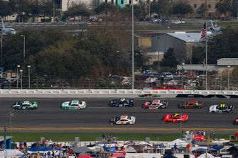 Brandon Jones, Joe Gibbs Racing, Toyota Supra Juniper and Austin Cindric, Team Penske, Ford Mustang MoneyLion