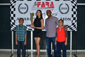 FARA MP4C Sprint Champion Osiris Pena