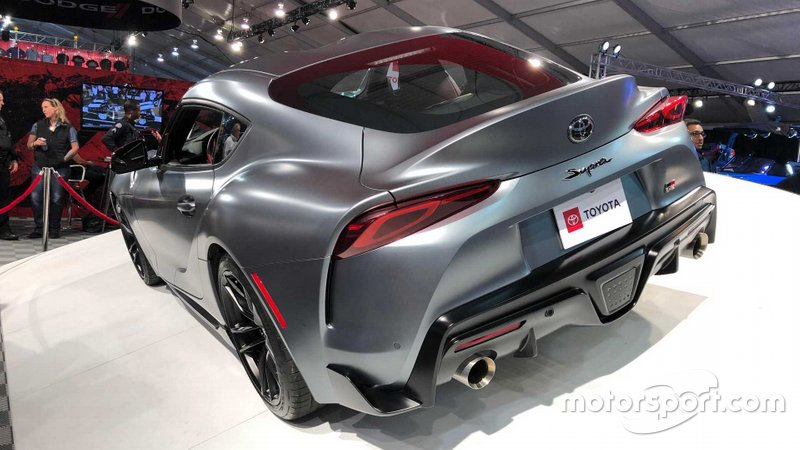 Перший екземпляр Toyota Supra 2020 року проданий на аукціоні