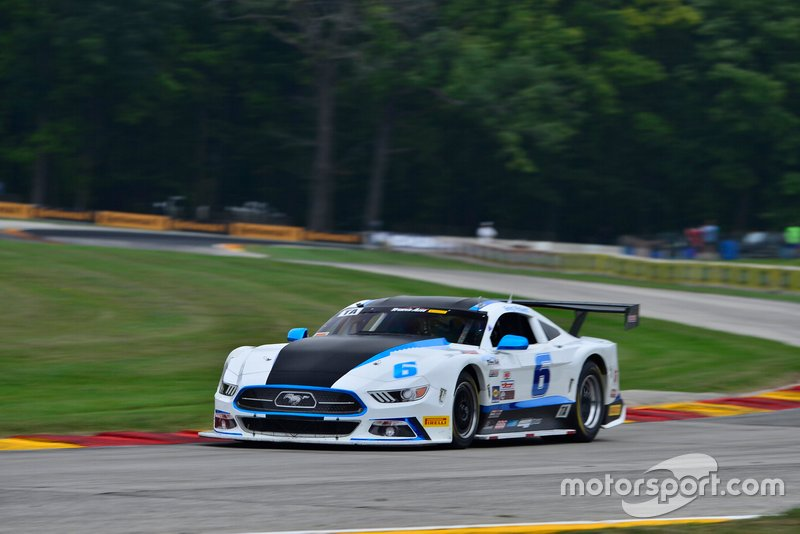 #6 TA Ford Mustang driven by Greg Pickett