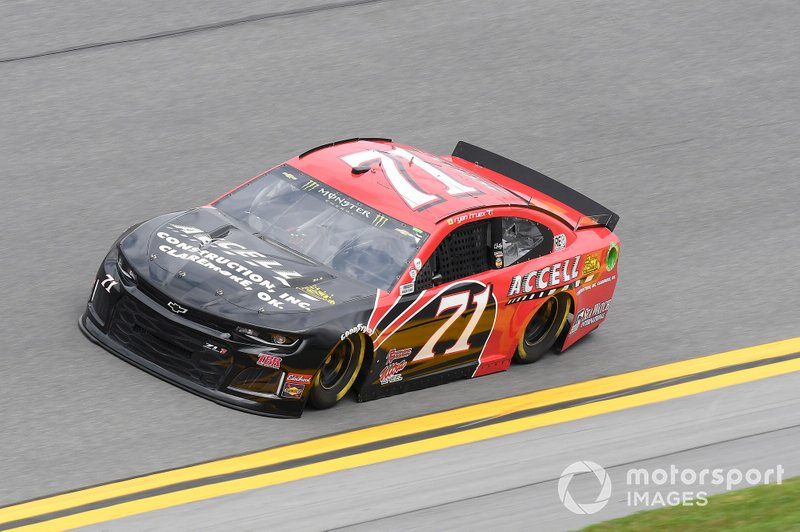 #71: Ryan Truex, Tommy Baldwin Racing, Chevrolet Camaro