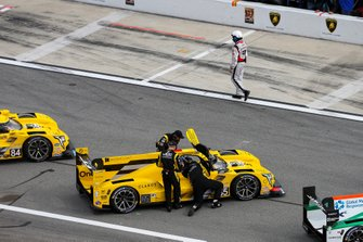 #85 JDC-Miller Motorsports Cadillac DPi, DPi: Misha Goikhberg, Tristan Vautier, Devlin DeFrancesco, Rubens Barrichello, Pre-Race