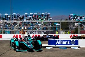 Mitch Evans, Jaguar Racing, Jaguar I-Type 3 Jose Maria Lopez, GEOX Dragon Racing, Penske EV-3, Robin Frijns, Envision Virgin Racing, Audi e-tron FE05