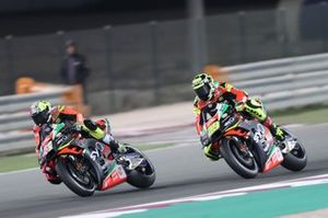 Алеш Эспаргаро и Андреа Янноне, Aprilia Racing Team Gresini