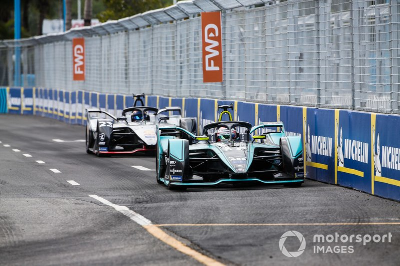 Nelson Piquet Jr., Panasonic Jaguar Racing, Jaguar I-Type 3, Sébastien Buemi, Nissan e.Dam, Nissan IMO1