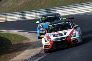 #820 Seat Cup Racer TCR: Lukas Thiele, Martin Pischinger