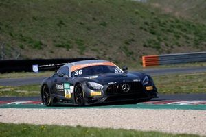 #36 Schütz Motorsport Mercedes-AMG GT3: Aidan Read, Marvin Dienst