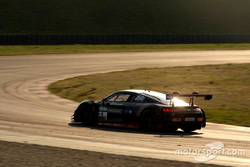 #4 Aust Motorsport Audi R8 LMS: Arlind Hoti