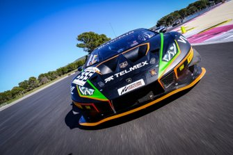 #555 Orange 1 FFF Racing Team CHN Lamborghini Huracan GT3