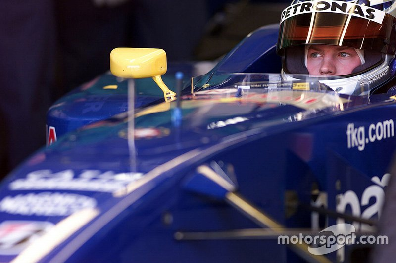 Kimi Raikkonen, Sauber Petronas