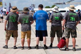 Des fans à Sebring