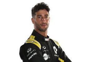 Daniel Ricciardo, Renault Sport F1 Team