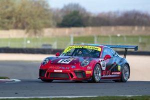 #18 WPI Motorsport Porsche 911 GT3 CUP 2018: Michael Igoe, Adam Wilcox