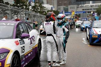 Stefan Rzadzinski, TWR TECHEETAH, Yaqi Zhang, Team China