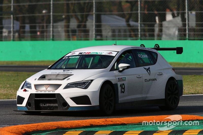 Eric Scalvini, Scuderia del Girasole, Cupra Racing, Cupra TCR DSG