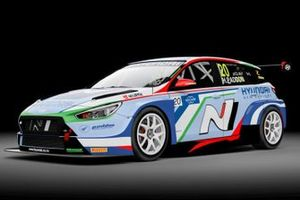 Paddon Rallysport, Hyundai TCR livery