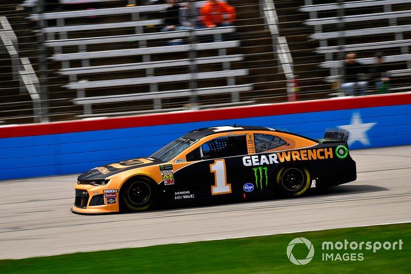 9. Kurt Busch, Chip Ganassi Racing, Chevrolet Camaro