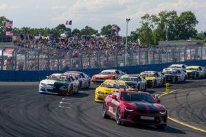 NASCAR-Euroserie in Tours