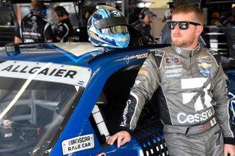 Justin Allgaier, JR Motorsports, Chevrolet Camaro Cessna
