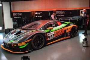 FFF Racing 2019 renk düzeni
