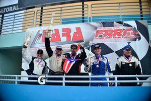 Pedro Colon, Juan Ferrer, Jorge Gorbea, Alberto Naon Jr., & Alberto Naon Sr.