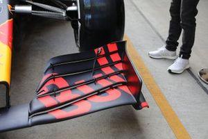 Red Bull Racing RB15, dettaglio dell'ala anteriore