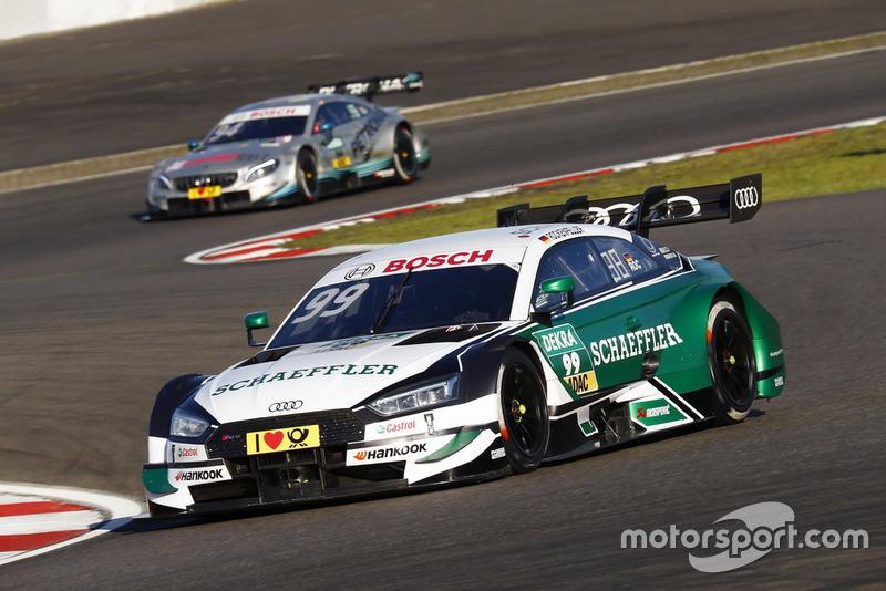 6. Mike Rockenfeller, Audi Sport Team Phoenix, Audi RS 5 DTM