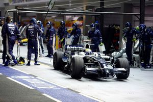 Nico Rosberg, Williams FW30