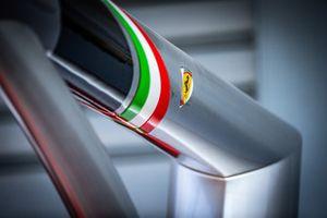 Un logo Ferrari