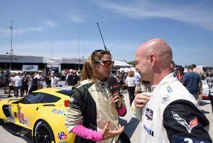 #3 Corvette Racing Chevrolet Corvette C7.R, GTLM - , Jan Magnussen e Shea Adam