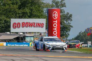 Spencer Gallagher, BK Racing, Toyota Camry Allegiant, Martin Truex Jr., Furniture Row Racing, Toyota Camry 5-hour ENERGY/Bass Pro Shops