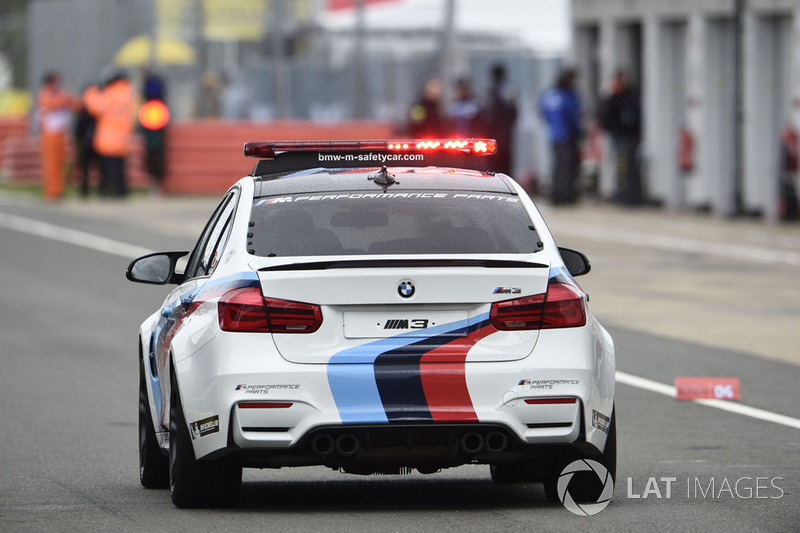 Safety car BMW