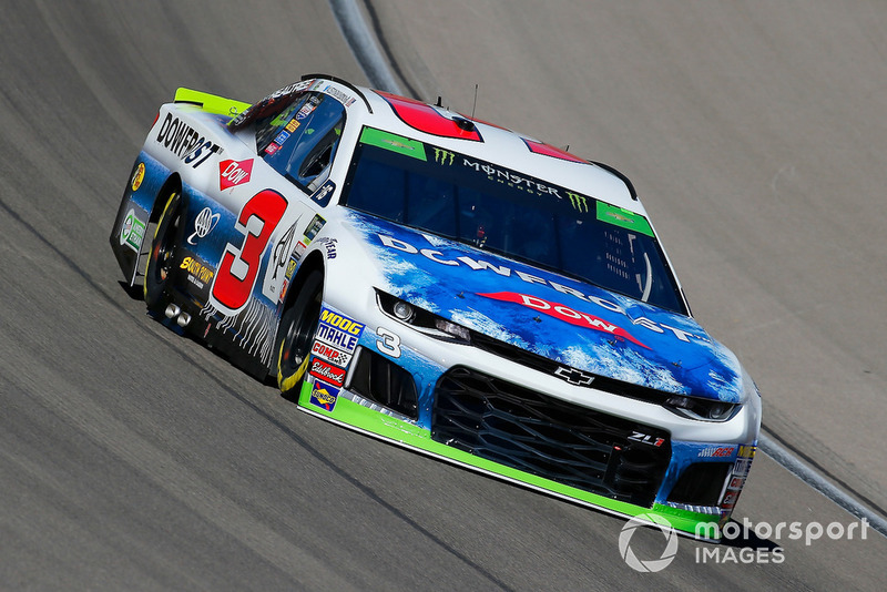 18. Austin Dillon, Richard Childress Racing, Chevrolet Camaro DOWFROST