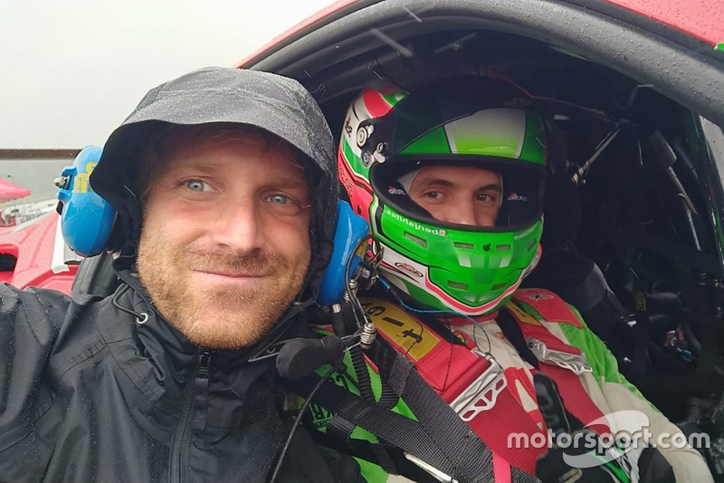 Stefano Gai e Benjamin Hites, Ferrari of Miami