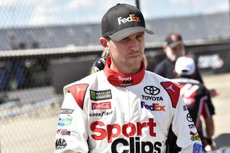 Denny Hamlin, Joe Gibbs Racing, Toyota Camry SportClips