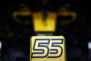 Carlos Sainz Jr., Renault Sport F1 Team R.S. 18 detail
