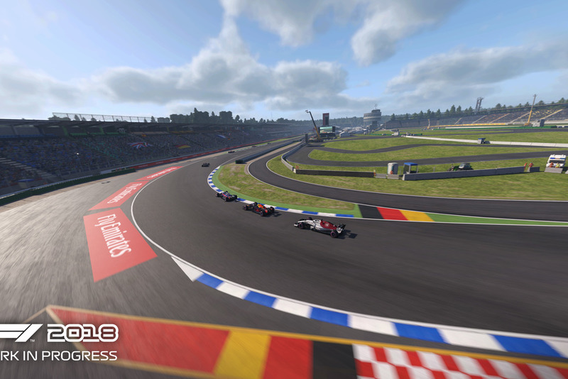 Screenshot F1 2018