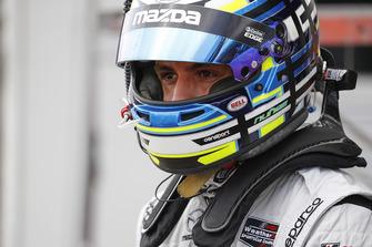 #77 Mazda Team Joest Mazda DPi, P - Tristan Nunez