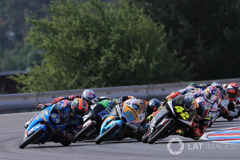 Marcos Ramirez, Bester Capital Dubai, Gabriel Rodrigo, RBA Racing Team, Aron Canet, Estrella Galicia 0,0
